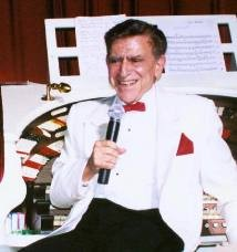 St. Louis native Stan Kann was already a celebrated organ player before he became a comedic presence on talk shows - STAN KANN'S WEBSITE