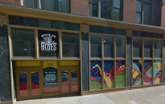 The home of the National Blues Museum on Washington Avenue. - GOOGLE MAPS