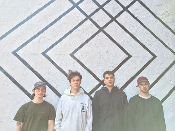 Title Fight will perform at the Ready Room on Saturday, March 7. - SUSY CEREIJO