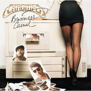 Chromeo's Business Casual