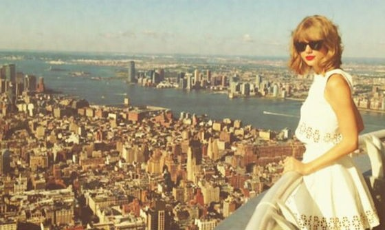 Princess Swift looking out over her fairy-tale land of BS. - VIA