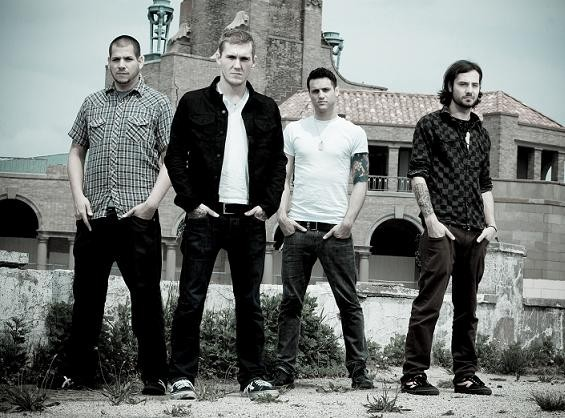 The Gaslight Anthem - NIGEL CRANE