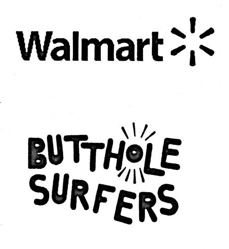 Who Knew That Wal Marts Logo Might Be Somewhat Scandalous