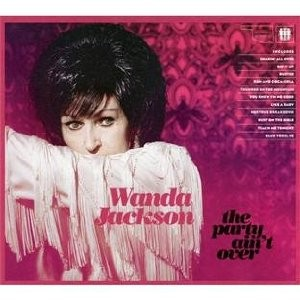 Wanda Jackson's Party Ain't Over