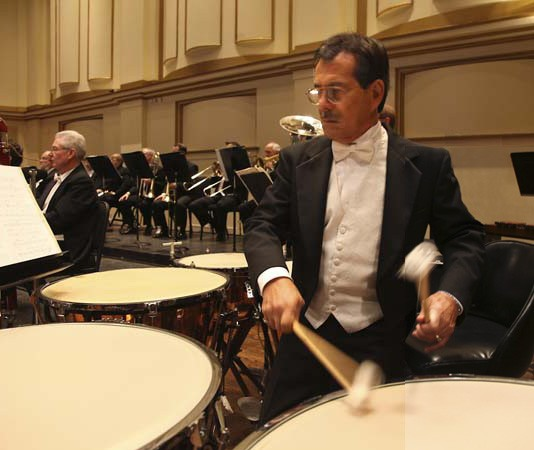 Richard Holmes plays with the SLSO - COURTESY OF THE ST. LOUIS SYMPHONY