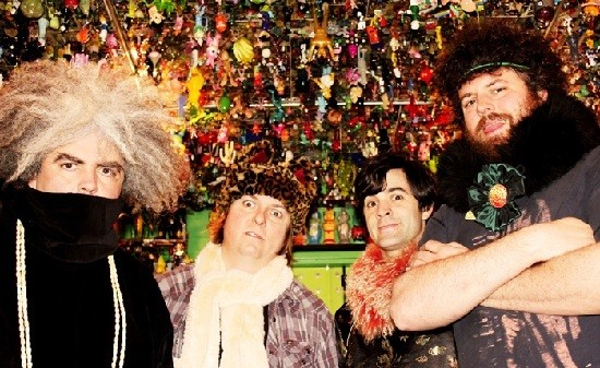 Melvins 30th Anniversary Tour - July 23 @ The Firebird