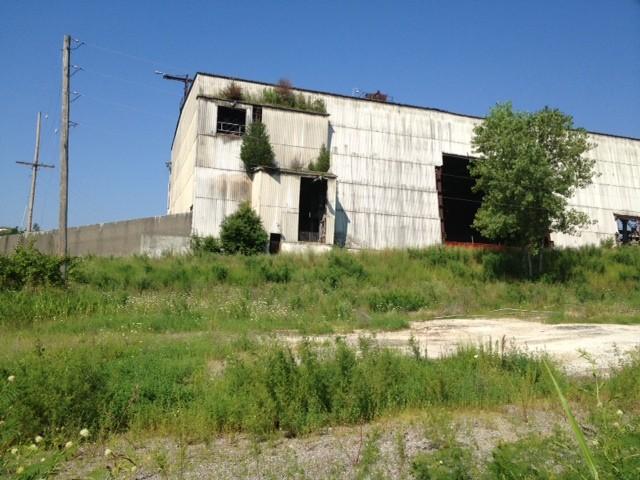 Big building at Cementland - JAIME LEES