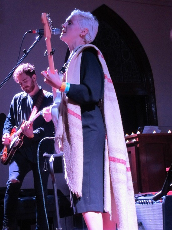 Laura Marling at Central Presbyterian Church - DANA PLONKA