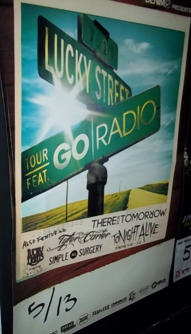 GO RADIO WILL BE PLAYING AT THE FIREBIRD.