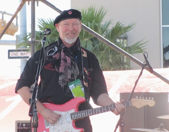 Richard Thompson at SXSW - DANA PLONKA