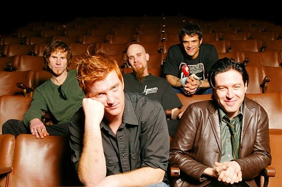 Queens of the Stone Age - PRESS PHOTO