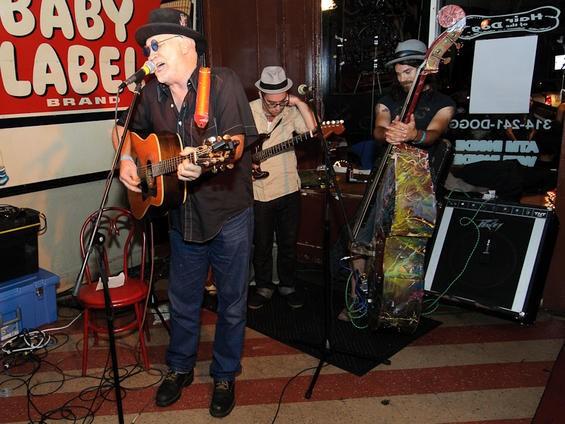 Bob Reuter at the RFT Music Showcase. More photos here. - JASON STOFF