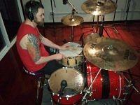 Drummer Travis Sheaffer