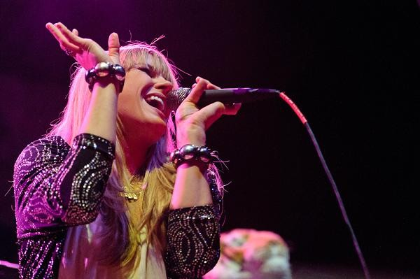 Check out more photos of Grace Potter & the Nocturnals. - JASON STOFF