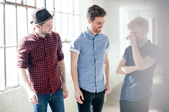 Jukebox The Ghost plays the Ready Room on January 16. - ERIC RYAN ANDERSON