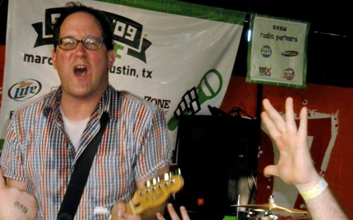 Craig Finn of the Hold Steady - ROY KASTEN