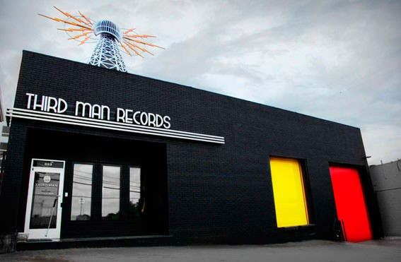 Third Man Records HQ - GOOGLE MAPS