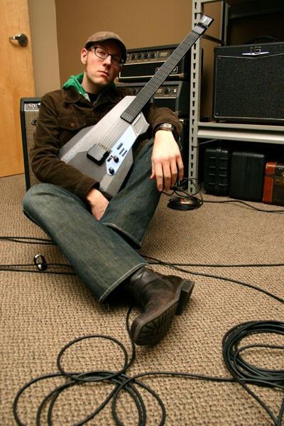 Matt Picker, still life with Casio.
