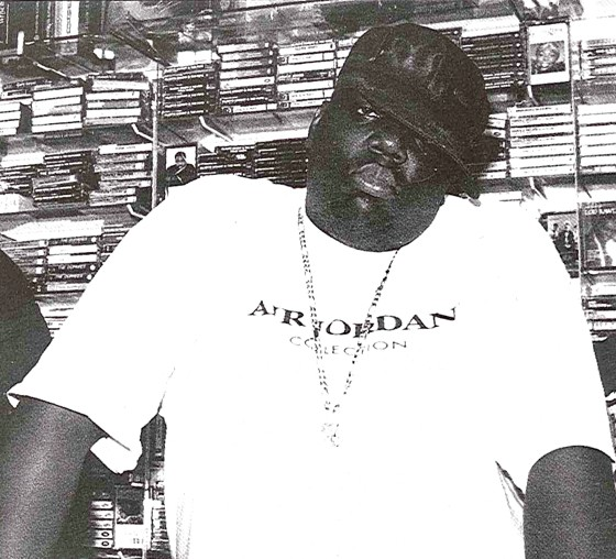 Biggie Smalls - FILE PHOTO