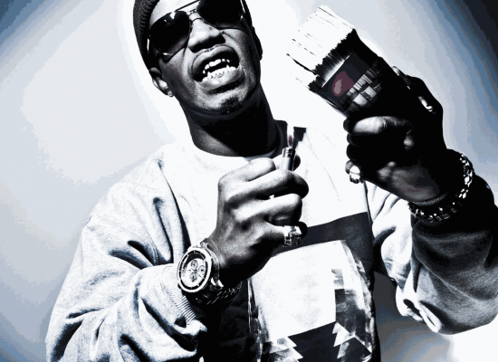 Juicy J, performing at Pop's Nightclub April 26. - PRESS PHOTO