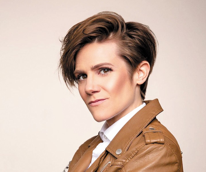 Cameron Esposito is just one of the artists performing at this year's fest. - VIA ROGERS AND COWAN