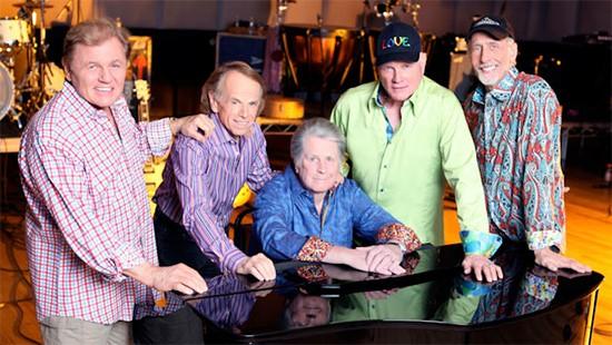 The Beach Boys - Saturday, February 14 @ Lindenwood's J. Scheidegger Center for the Arts. - PRESS PHOTO