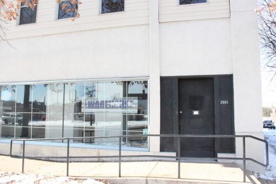 The Warehouse, 2501 South Jefferson. - DIANA BENANTI