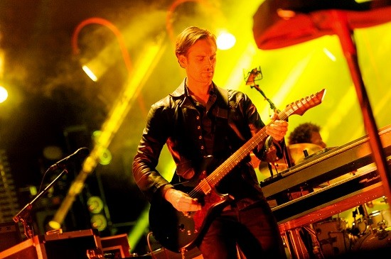 Queens of the Stone Age - JASON STOFF