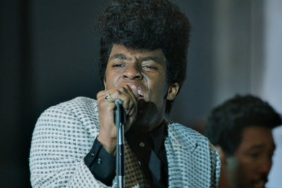 Chadwick Boseman as James Brown in the recent film Get On Up. Brown's daughter, Yamma, praises Boseman for both his performance and willingness to do research with the family. - UNIVERSAL PICTURES