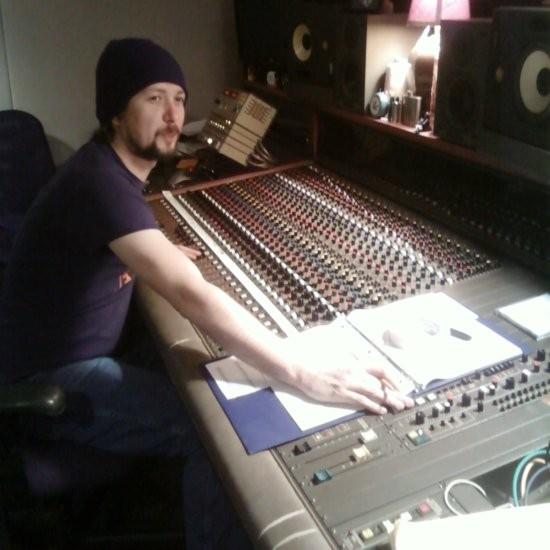 South-Fi studio - VIA GARY COPELAND