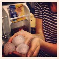 Freezer keepsakes