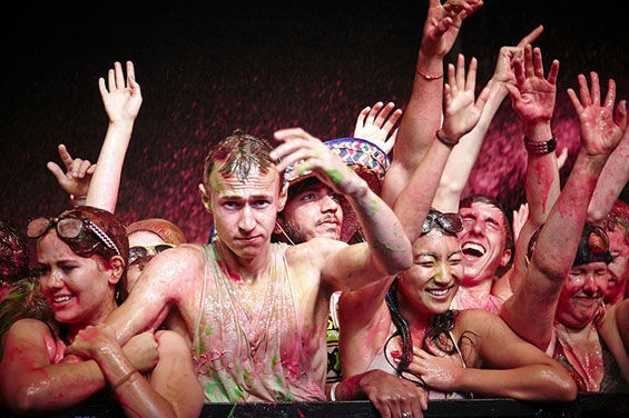 The Life in Color tour returns to Old Rock House this Saturday. - STEVE TRUESDELL FOR RFT