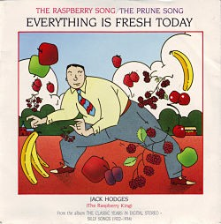 The body fo work of Jack Hodges, the Raspberry King, had a definite theme. - IMAGE VIA