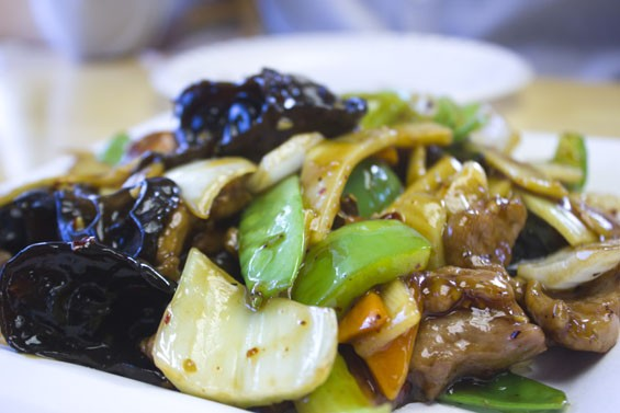 Chef Ma's Kung Pao Pork - PHOTO BY SARAH FENSKE