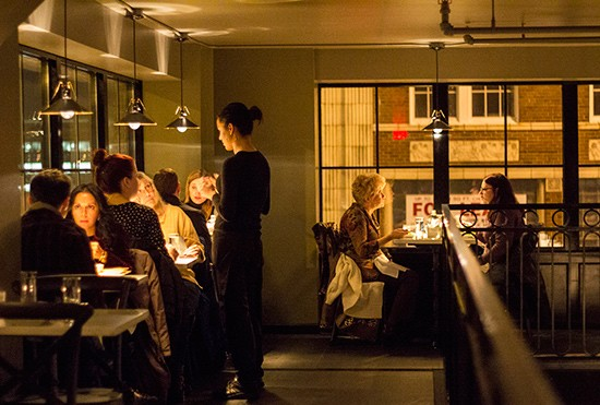 Dine out at Small Batch on April 30, and the restaurant will donate 50 percent of your bill to local HIV services. - PHOTO BY MABEL SUEN