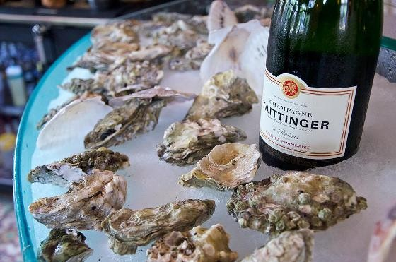 The DeMun Oyster Bar | Rick Gould