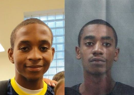 Lawyers for Cornell McKay (left) say cops mistakenly suspected him of an August 10 robbery, ignoring evidence that pointed to convicted murderer Keith Esters (right).