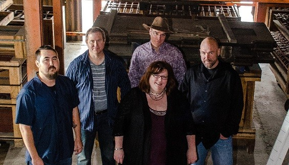 Catch the CharFlies at the 2015 RFT Music Showcase: The Gramophone at 8 p.m. - PHOTO BY CB ADAMS