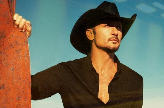 Tim McGraw - PRESS PHOTO