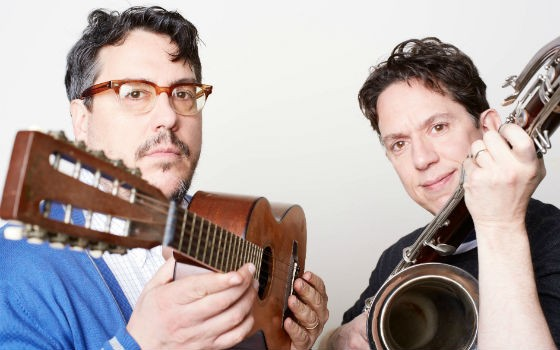 They Might Be Giants returns to St. Louis tonight at the Pageant. No openers this time, so arrive at 9 p.m. for the full show. - PHOTO BY DOMINIC NEITZ