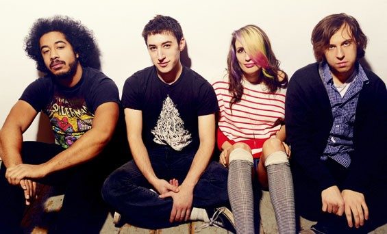 Speedy Ortiz: Unexpectedly affecting. - SHERVIN LAINEZ