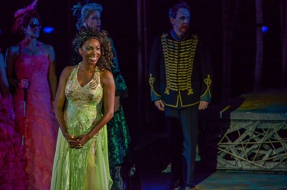 Heather Headley stars as the Witch in the Muny's Into the Woods. - COURTESY OF THE MUNY