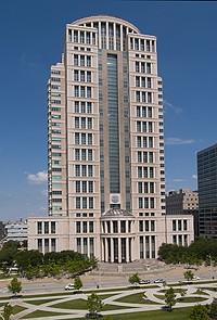 Thomas F. Eagleton United States Courthouse downtown - IMAGE VIA