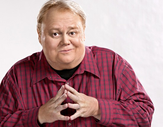 LOUIE ANDERSON / PRESS PHOTO