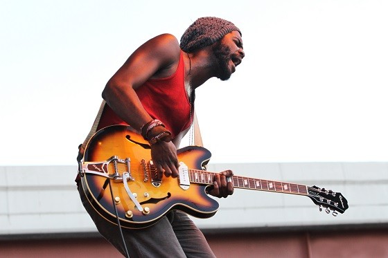 Gary Clark Jr. will perform at the Pageant on Sunday, February 28. - VIA WME ENTERTAINMENT