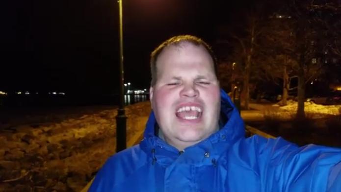 SCREENSHOT FROM VIDEO BELOW