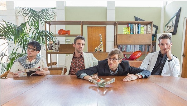Saint Motel - PRESS PHOTO VIA OFFICIAL WEBSITE