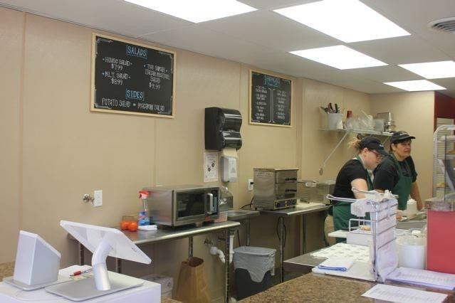 Vitale's Deli makes its sandwiches to order. - CHERYL BAEHR