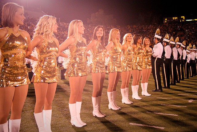 Mizzou's homecoming proved controversial for one dirty(ish) old man. - PHOTO COURTESY OF FLICKR/JONATHAN STEFFENS