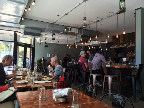 Retreat Gastropub, which is now open in the Central West End. - PHOTO BY SARAH FENSKE